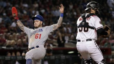 Photo of Verdugo y bullpen impulsan a Dodgers a triunfo sobre Arizona