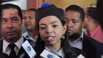 Photo of Yeni Berenice advierte cualquier persona obstruya caso de Donni Santana será sometida