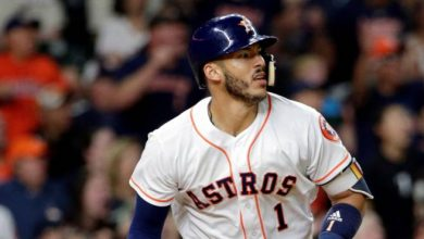 Photo of Morton poncha a 14 y los Astros vencen a los Rangers 6-1