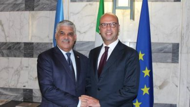 Photo of Miguel Vargas se reúne con homólogo italiano en busca de fortalecer relaciones entre ambos países