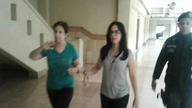 Photo of Aplazan medida de coerción de mujeres vinculadas a los US$1.5 millones decomisados en puerto de Haina