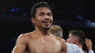 Photo of Pacquiao decidirá si continúa boxeando tras su combate ante Matthysse