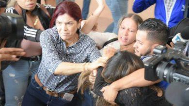 Photo of Internan periodista tras agresión que recibió en Palacio de Justicia de Santiago