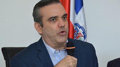 Photo of El presidente Luis Abinader se dirigirá al país hoy a las 8:00 de la noche