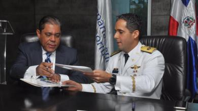 Photo of Acuerdo marco interinstitucional de colaboración y apoyo entre El Departamento Aeroportuario (da) y El Cuerpo Especializado de Seguridad Turistica (cestur)