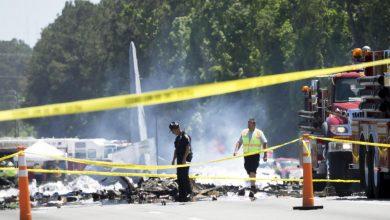 Photo of Mueren en accidente nueve tripulantes de avión de la Guardia Nacional de Puerto Rico