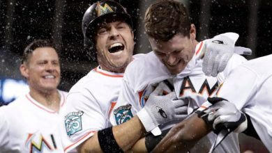 Photo of Anderson y Marlins dejaron tendidos a Gigantes en la novena