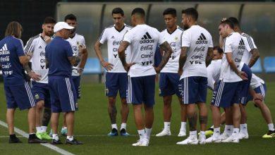 Photo of Argentina se entrena sin Enzo Pérez a dos días de medirse a Francia