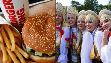 Photo of Burger King se disculpa por promoción para mujeres rusas en Mundial