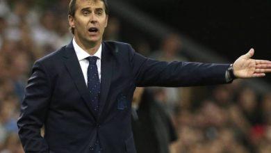 Photo of España destituye a su entrenador Lopetegui, a un día del Mundial