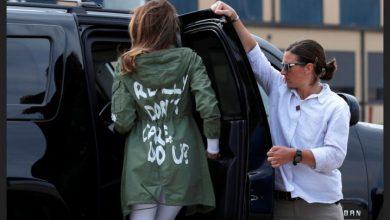 Photo of Chaqueta de Melania Trump: «Realmente no me importa, ¿a ti?»