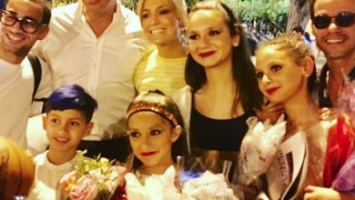Photo of JLo, Alex Rodríguez y Marc Anthony reunidos por sus hijos