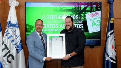 Photo of Certifican cumplimiento de Autoridad Portuaria en transparencia de datos abiertos