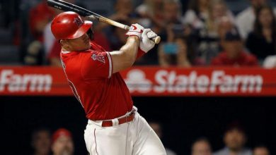 Photo of Mike Trout lidera regreso de Angelinos sobre Reales en Anaheim