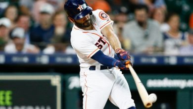 Photo of Altuve luce con 3 hits y encamina victoria de Astros sobre Rangers