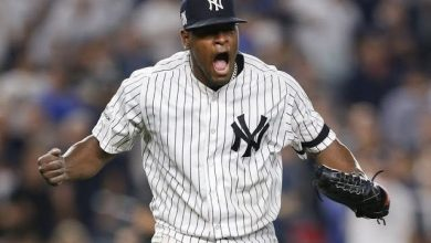 Photo of Yankees vencen a Filis con joya del dominicano Luis Severino