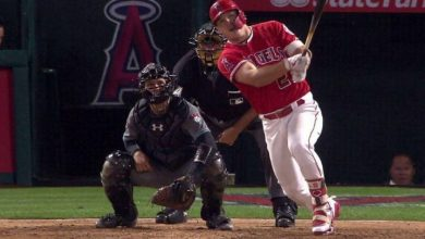 Photo of Mike Trout fue la chispa de Angelinos para derrotar a D-backs