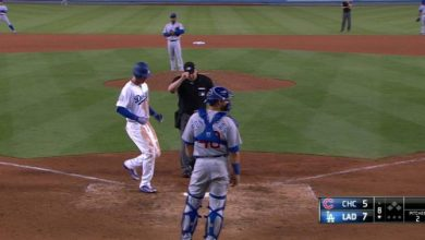 Photo of Dodgers se imponen a Cachorros y llegan a 51 jonrones en junio