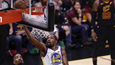 Photo of Kevin Durant hunde más a los Cavs y pone a Warriors a un paso de su tercera corona