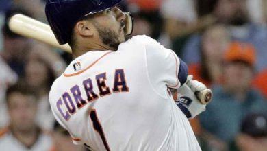 Photo of Astros se imponen a Medias Rojas con bambinazo de Carlos Correa
