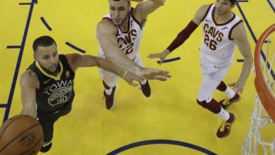 Photo of Con un Curry de récord, los Warriors ponen el 2-0 ante los Cavs