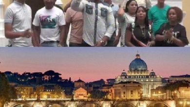 Photo of Ellos ya se imaginaban en Italia, pero ahora denuncia que fueron engañados como unos niños chiquiticos!