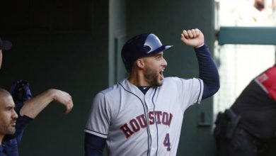 Photo of Astros ganan a Rangers pese a terrible actuación de Morton