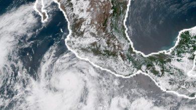 Photo of Se forma el huracán Bud frente a las costas mexicanas del Pacífico