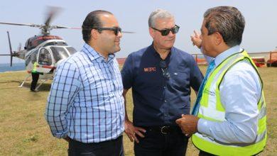 Photo of Departamento Aeroportuario Inaugurará En Octubre Nuevas Obras En Helipuerto De Santo Domingo
