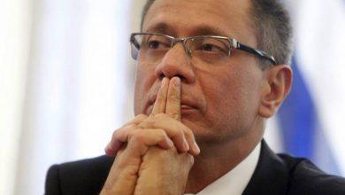Photo of Justicia de Ecuador confirma condena a exvicepresidente por caso Odebrecht