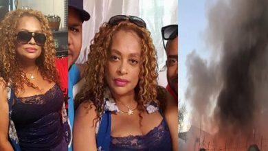 Photo of Dominicana es quemada viva por su exnovio dentro de su apartamento en el Bronx