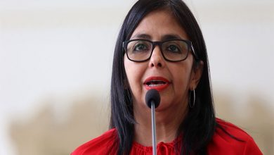 Photo of UE impone sanciones a funcionarios venezolanos, incluyendo a Delcy Rodríguez