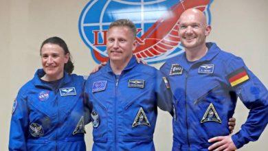 Photo of Tres astronautas despegan mañana rumbo a la Estación Espacial Internacional