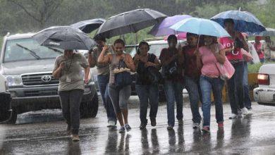Photo of Vaguada seguirá causando aguaceros; alertas continúan