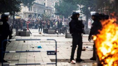 Photo of Casi 300 detenidos en Francia por incidentes durante celebración del Mundial