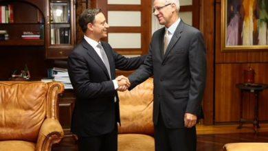 Photo of El procurador y Copley acuerdan fortalecer lucha contra delitos