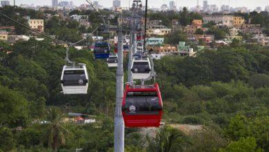 Photo of La UASD y el teleférico suspenden sus labores por fuertes lluvias