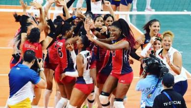 Photo of República Dominicana aplasta a Colombia en voleibol y revalida título