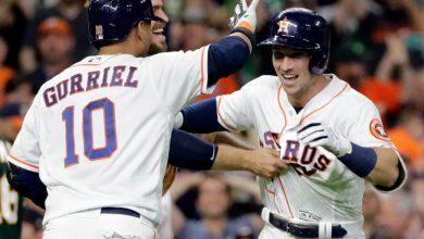 Photo of Astros ganaron en la 11ma con extraña jugada tras batazo de Bregman