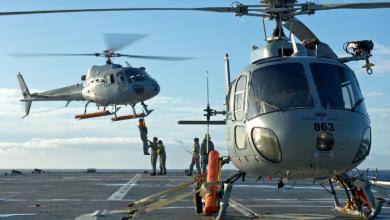 Photo of Helicóptero no tripulado realiza vuelos de prueba para transportar ayudas humanitarios