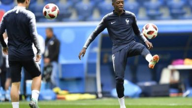 Photo of Francia-Bélgica: ambos equipos con cambios en su once titular