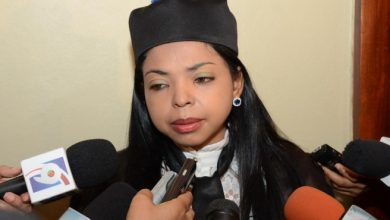 Photo of Yeni Berenice: «Guión de enfermedad en algunos imputados es tan recurrente que ya está gastado»