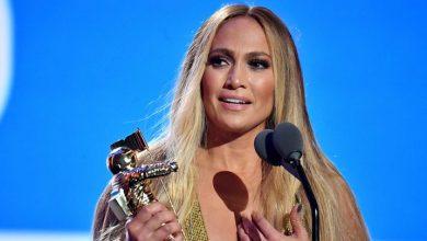 Photo of Emotivo discurso de JLO durante los Video Music Awards