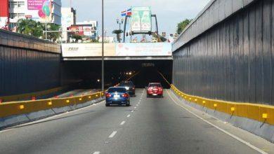 Photo of Obras Públicas cerrará a partir de este lunes túneles y elevados por mantenimiento