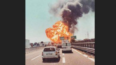 Photo of Explosión en carretera italiana deja al menos 56 heridos