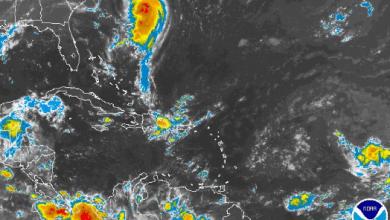 Photo of Onda tropical y vaguada inciden sobre el país