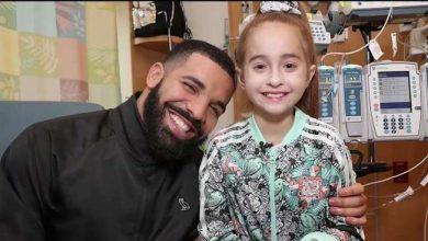 Photo of Niña recibe trasplante de corazón tras visita de Drake