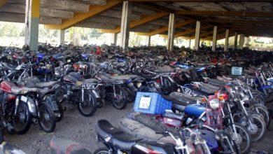 Photo of Intrant revela que un millón de motos circula sin placas en Gran SD