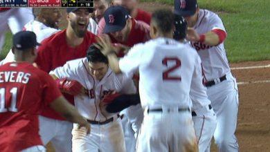 Photo of Medias Rojas dejan tendidos a Yankees en la 10ma y barren la serie de cuatro juegos