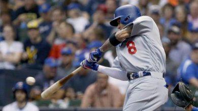Photo of Manny Machado empuja cuatro carreras y Dodgers vencen a Rangers